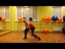 Видео урок по хип-хопу от Ольги. Школа танцев Ирины Наумцевой.