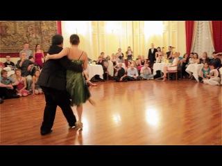 VII Puente del Tango - Daniella Pucci and Luis Bianchi show part 1